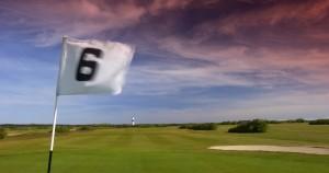 Inselgolf auf Sylt. Fotos: Golf-Club Sylt